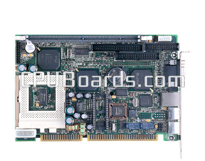 Adlink NUPRO 598 CPU Board With Pentium Socket 7 Processor Support Video LAN